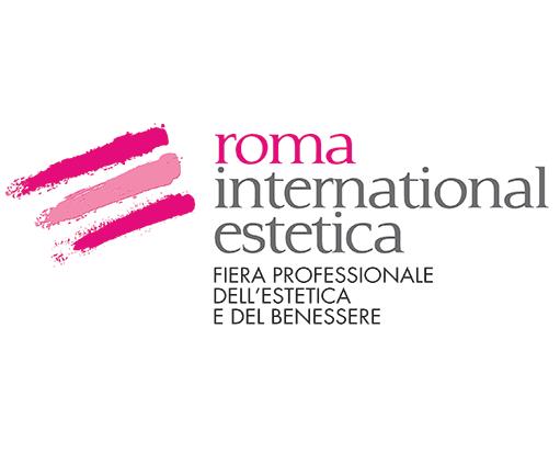 logo roma international estetica