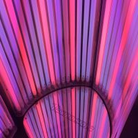 solarium uv collagene